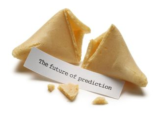 The future of prediction